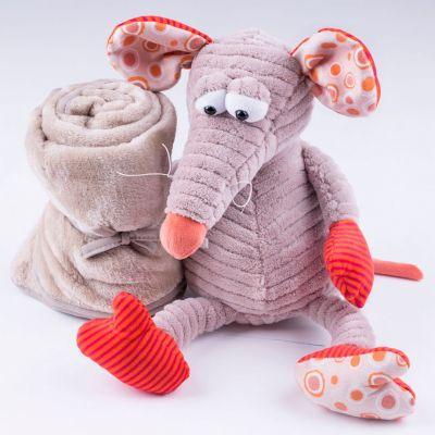 igračka miš s ćebetom