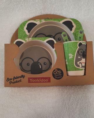 bambus set koala set za ručavanje