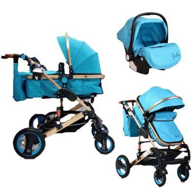 Cangaroo GALA - Kolica za bebe 3u1