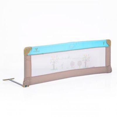 ograda zaštita za krevetić plava