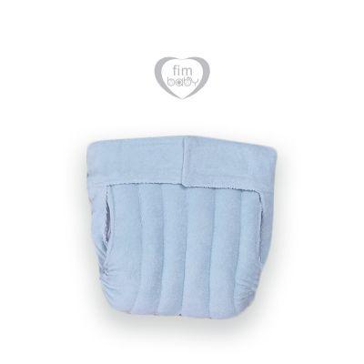 pelena za široko povijanje-plava