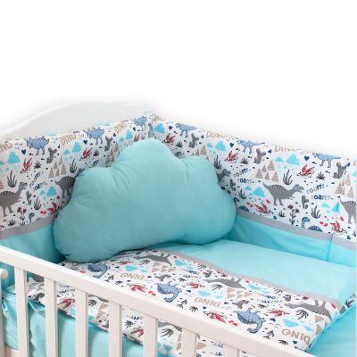 posteljina Dino plava