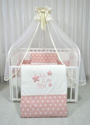 POSTELJINA moj krevet-Roza