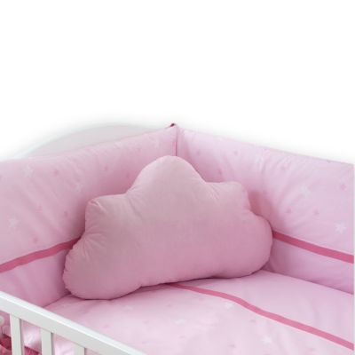 jednobojna zvijezda  roza posteljina