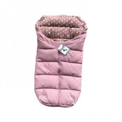 vreca za spavanje Cuddle-roze